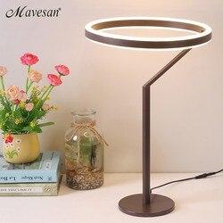 Sypialnia doprowadziły lampa stołowa żelaza do czytania światła lampka nocna badania oczu chronić US/ue wtyczka z możliwością ściemniania deco mariage 90 -260v