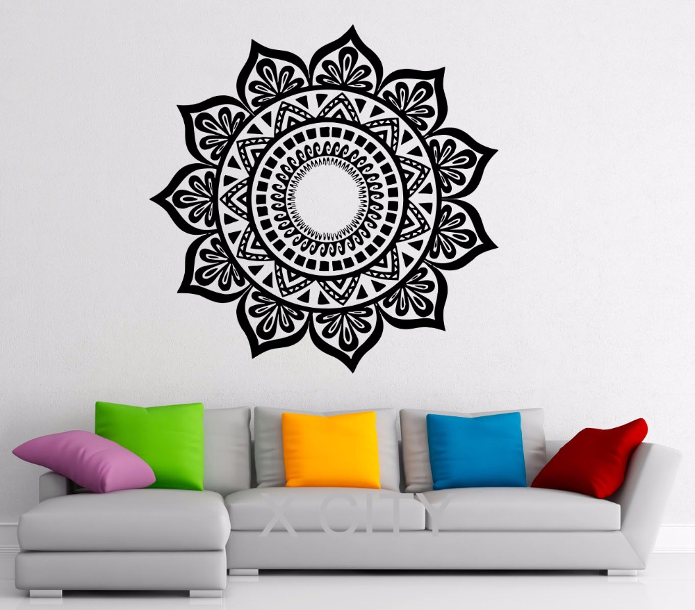 Yoga Wall Art online get cheap namaste wall art sticker -aliexpress