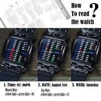 Цифровые часы #3