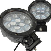 "2pcs 7""inch car 60W Cree LED Work Light lamp offroad 4×4 worklight SUV ATV 4WD Tractor for Truck Round"
