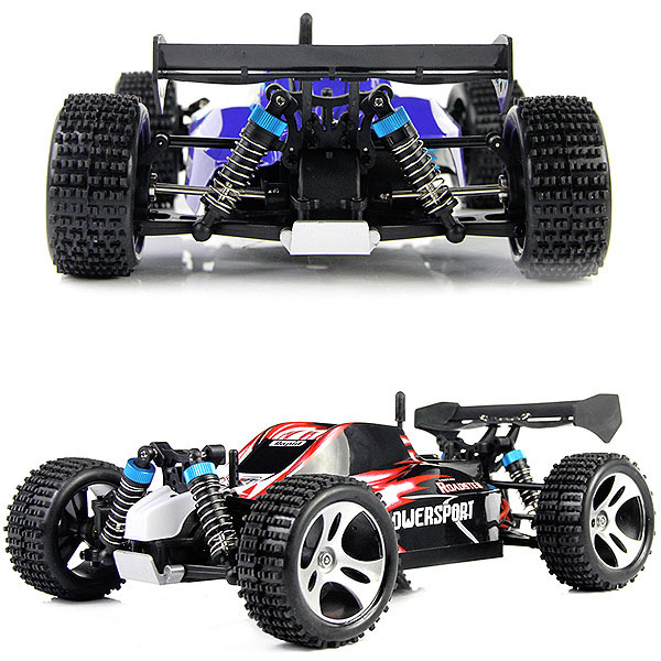 rc car wltoys a959 24g 118 scale remote control off road racing car high speed