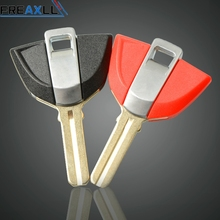 S1000RR S 1000R Motorcycle Accessories Keys Embryo Blank For BMW S1000R HP4 Uncut Blade Chip