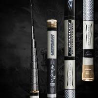 High Quality Fishing Rod Power Hand Rod High Carbon Superhard Ultralight 8/9/10/11/12/13/14/15M Pit Fish Rod Fishing Equipment