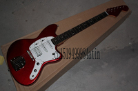 Top Quality Factory Guitar Red JAGUAR Custom Shop Electric Guitar Stratocaster In Stock