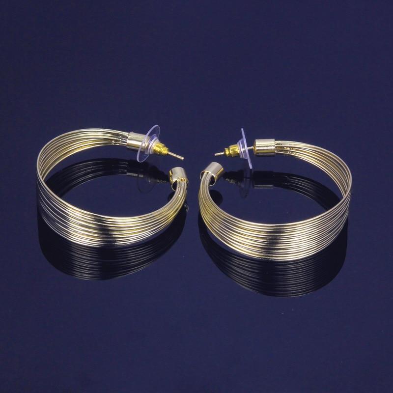 Lifly Fashion Dubai Zlatni nakit setovi za žene Afričko vjenčanje - Modni nakit - Foto 5
