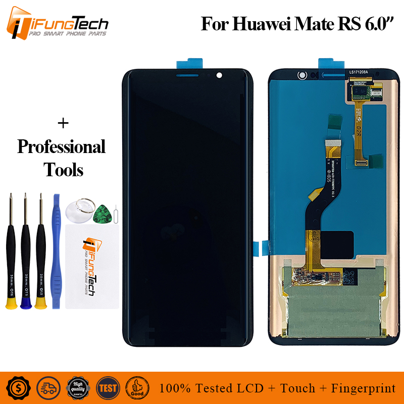 For Huawei Mate RS LCD Display Touch Screen Digitizer Assembly For Huawei Mate RS Porsche Design