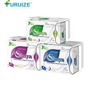 3Pack Shuya Anion Sanitary napkin swab t