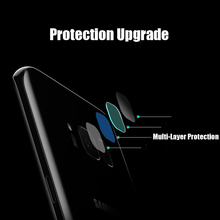 HD Back Camera Lens Tempered Glass For Samsung Galaxy J8 J7 J6 J4 Plus 2018 Prime Protective Screen Protect Film