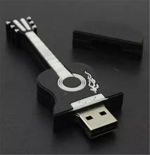USB Flash Drive Musical Instrument Guitar 4g 8g 16g 32g Pen Drive Memory Stick USB Flash Card PenDrive 64g USB Disk