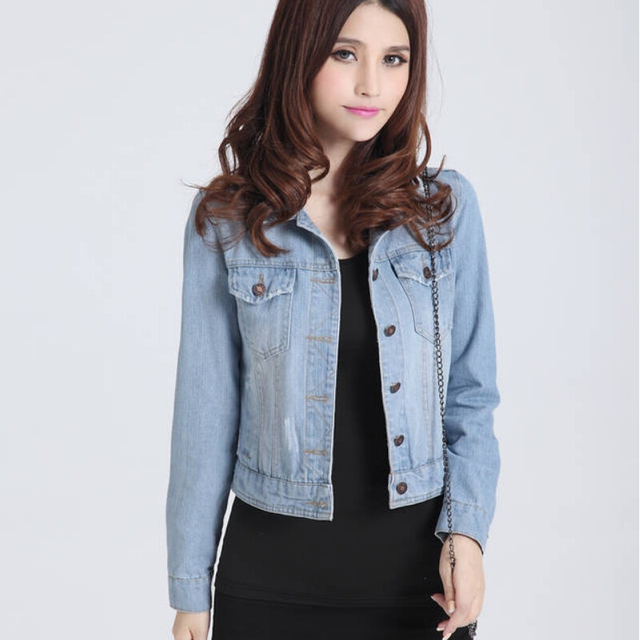 Cropped jean jacket plus size – Your jacket photo blog