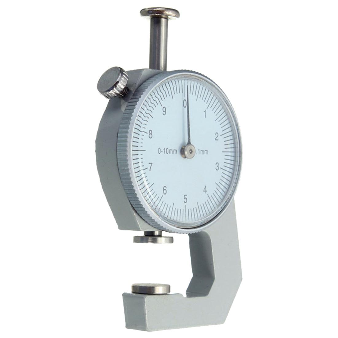 0-10 mm vastagságmérő teszter bőr kézműves bőrműves - Mérőműszerek - Fénykép 2