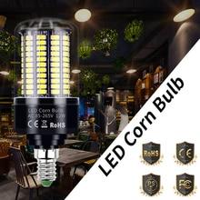 Led corn bulb E27 led lamp 220V Bombillas Led E14 Light Bulb 3.5W 5W 7W 9W 12W 15W 20W Candle Ampoule For Chandelier No Flicker e27 led lamp 220v smd 2835 led bulb 5w 7w 9w 12w 16w 20w 24w 30w corn bulb chandelier candle light lampada bombillas ampoule led
