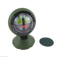 Car SUV Camp Inclinometer Slope Tilt Indicator Level Meter Slope Meter Gauge Protractor Vehicle Gradient Balancer