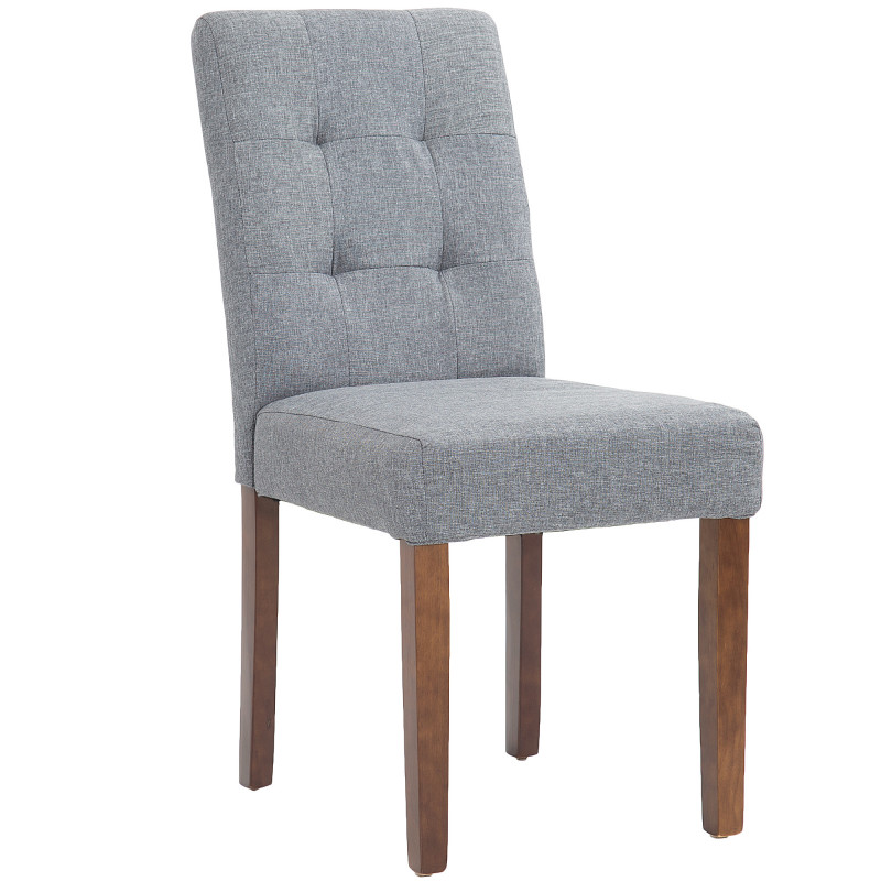 Solid wood dining chair living room coffee chair hotel ...