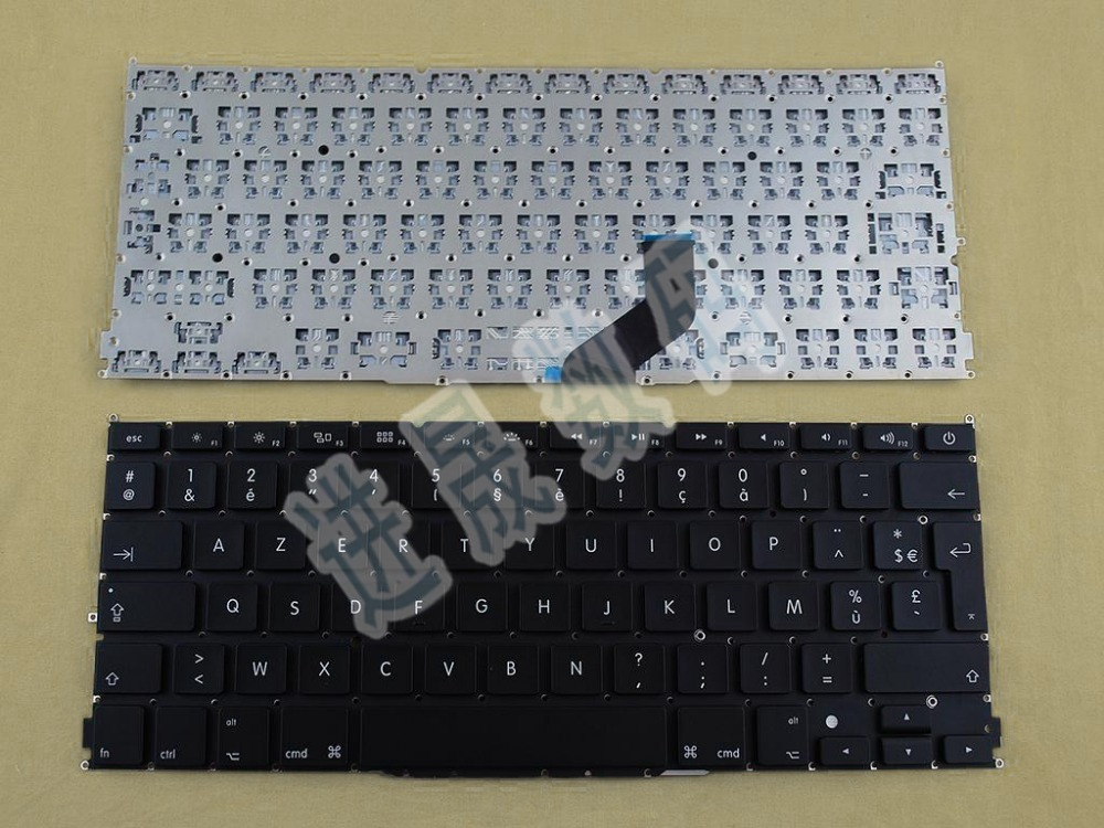 New notebook Laptop keyboard for Apple APPLE Macbook A1425  FR/French layout  new laptop keyboard for apple macbook pro a1425 fr french layout