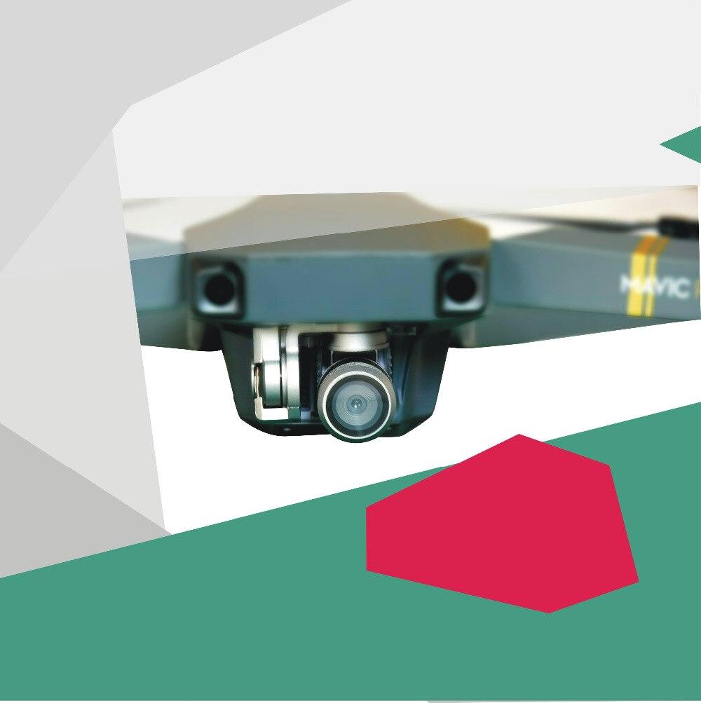 Защита объектива mavic pro недорого автомобильная зарядка для dji dji