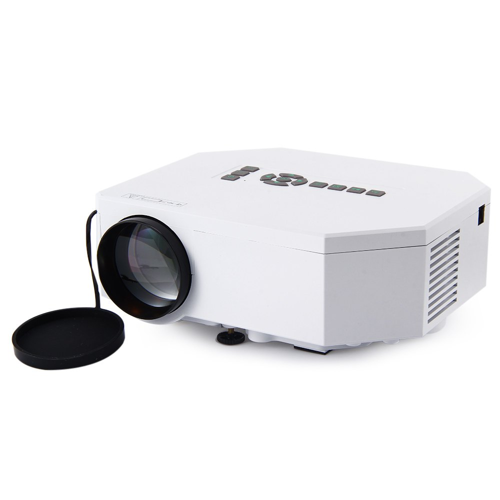 Free Shipping 2016 Bl35 Projector Full Hd Tv Home Cinema: 2016 Newest Design Mini LED Projector UC30 150 Lux 640 X