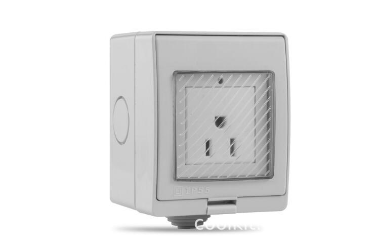 Wifi Intelligent Gauge Waterproof Timing Socket Alexa Remote Switch  Smart Plug
