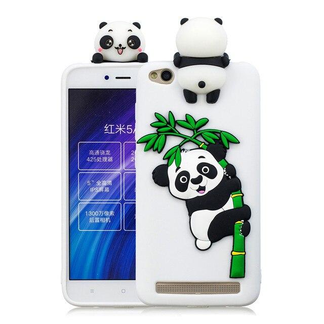 White Panda Case Note 5 phone cases 5c64f32b19a1d