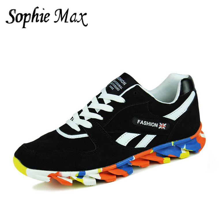 2015 sophie max autumn winter new arrival men sports all-purpose style running shoes 900028 image