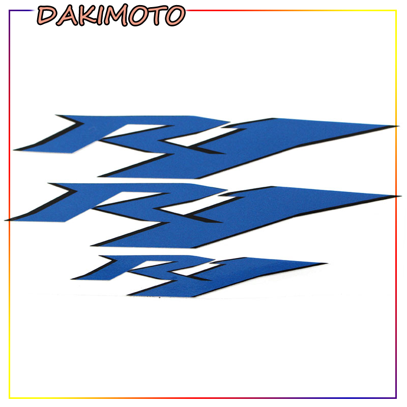 for YAMAHA YZF <font><b>R1</b></font> Motorcycle REFLECTIVE <font><b>Stickers</b></font> FAIRING Decals image