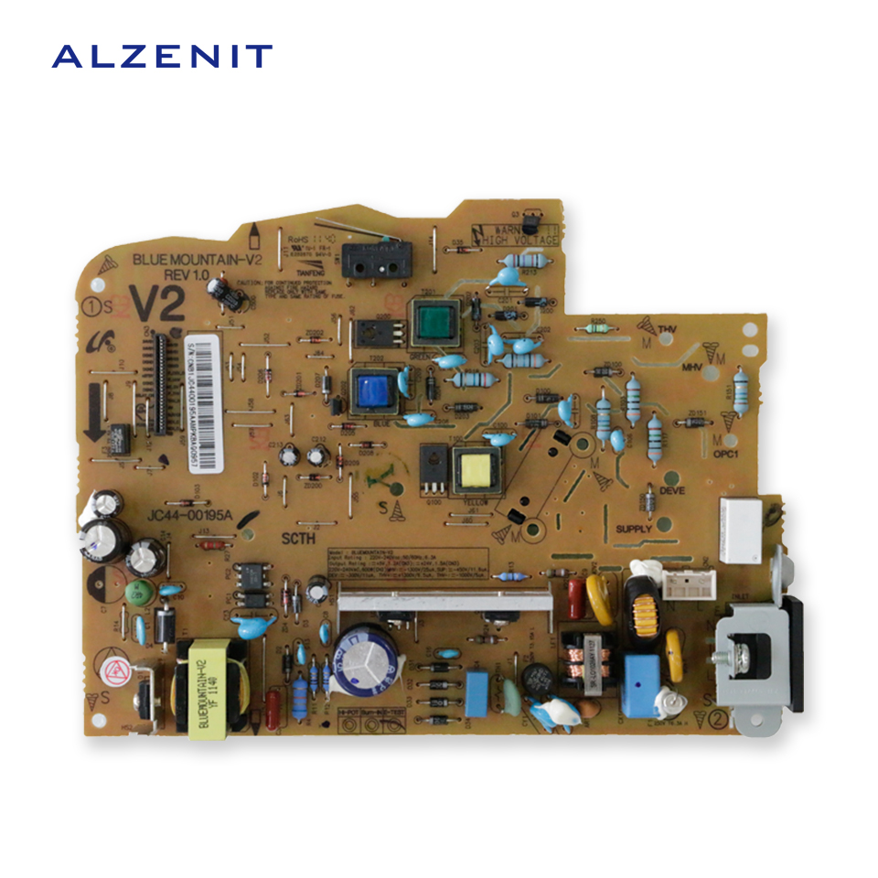 For Samsung SCX 3201 SCX-3201 Original Used Power Supply Board Printer Parts 220V On Sale brand new inkjet printer spare parts konica 512 head board carriage board for sale
