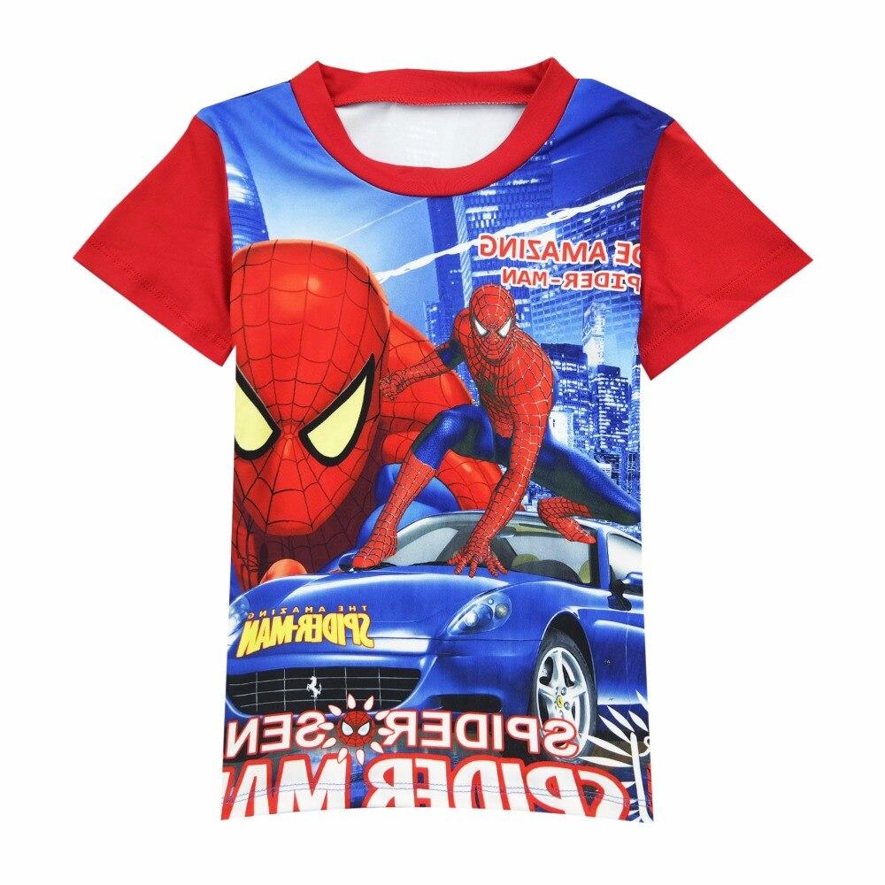 16e5bedb93 Férfi Fürdőruha gyerekek Spiderman Védőfelszerelés Gyorsan száradó ...