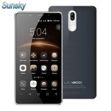 Оригинал leagoo m8 pro 5.7 дюймов двойная камера 13.0mp android 6.0 смартфон mkt6737 2 ГБ ram 16 ГБ rom touch id otg 4 г мобильный телефон