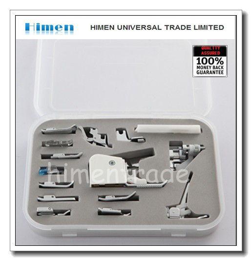Prensatelas coser domésticas PIE DE COSER kits 015-001 (1 caja = 15 unids)