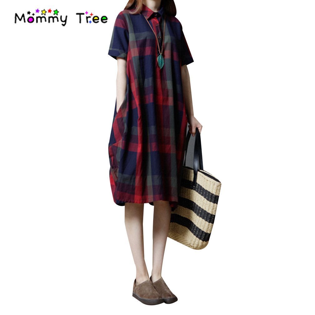 Online get cheap vintage maternity dresses aliexpress 2017 summer plaid retro maternity dress vintage pregnancy clothes for pregnant women casual maternity clothing ombrellifo Gallery