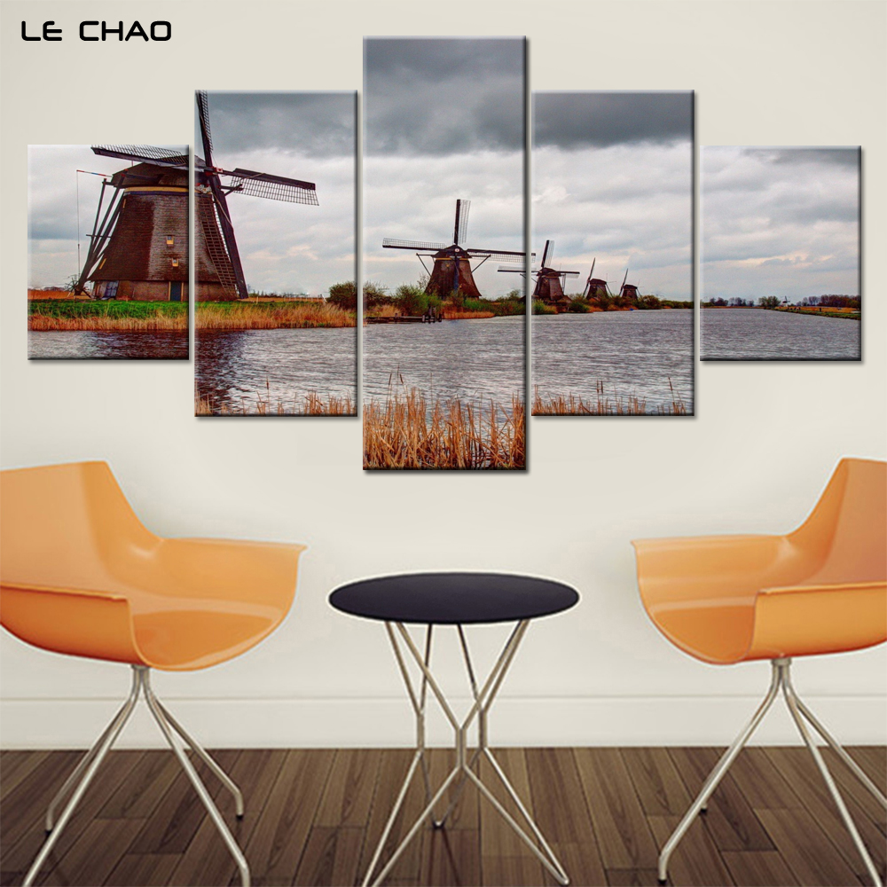 Windmill Wall Art compare prices on windmill wall decor- online shopping/buy low