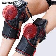 무릎 자기 진동 난방 마사지 공동 물리 치료 마사지 전기 마사지 통증 완화 재활 장비 관리