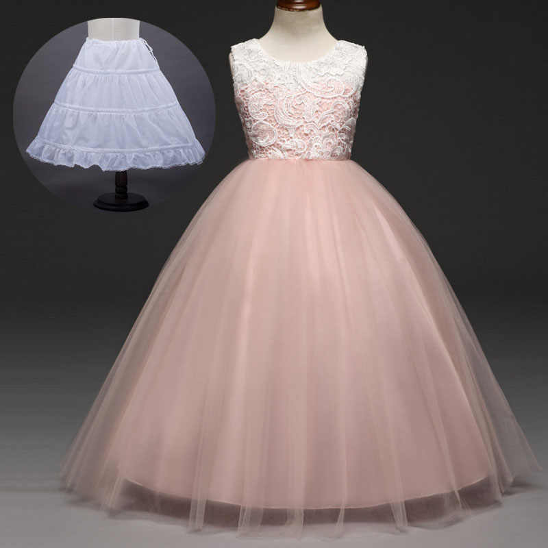 ... Flower Long Prom Teenage Girls Clothing Mint Peach Royal Blue Wedding  Dress Evening Party for Girls ... d91682357