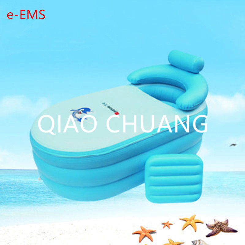 Inflatable Tub Children's Large Swimming Pool Baby Hot Insulation Bath Tub Creative Increase Thicken G950 baby large inflatable swimming pool with inflatable slide pool child baby kids infant bath tub inflatable baby swimming pool
