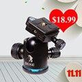 Beike БК-03 03 Штатив Камеры Шаровой Головкой с Quick Release 1/4 Винт Для Weifeng Zomei QZSD Q666 Q999 Профессиональный штатив