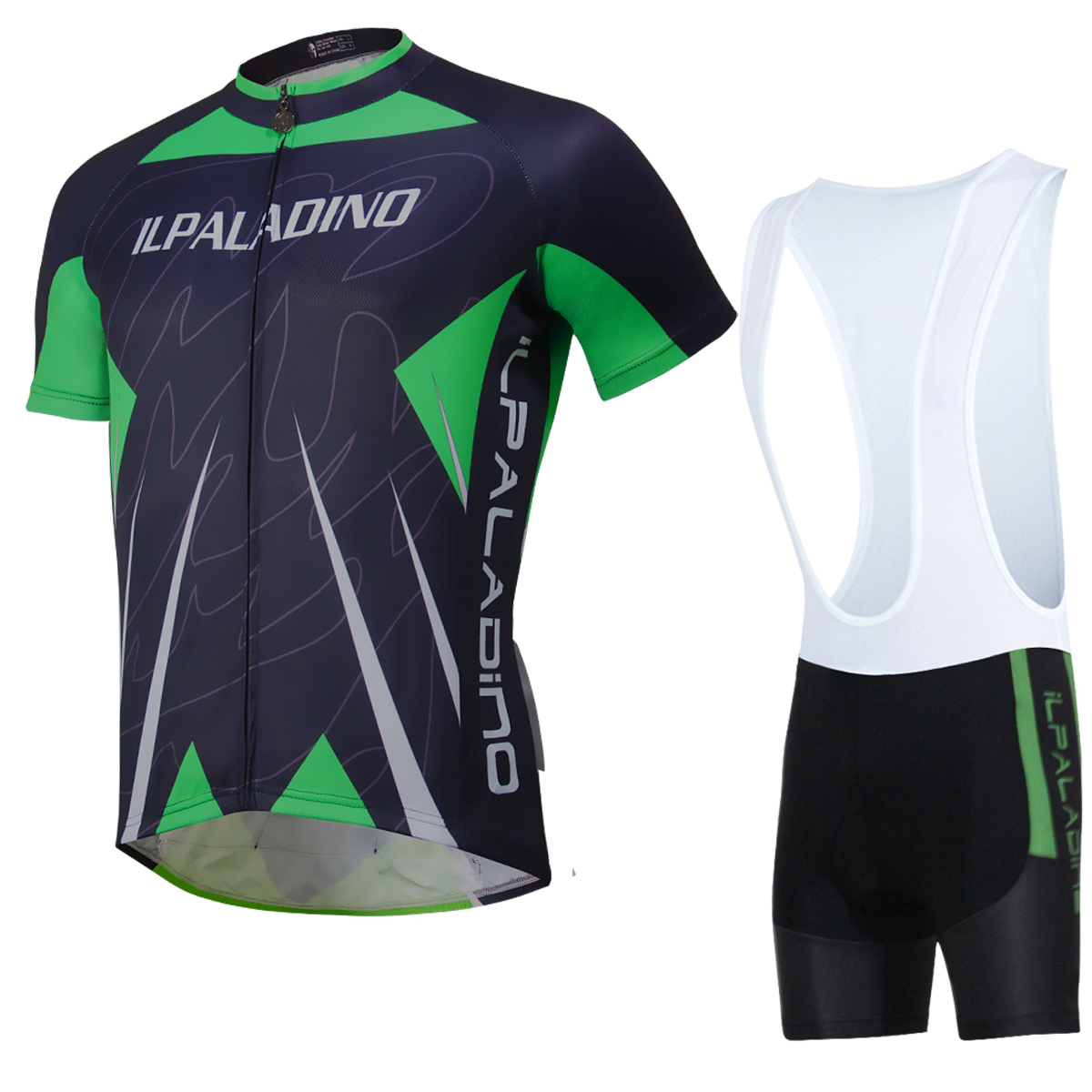 Brand New Cycling Jerseys 2017 ILPALADINO Cycling Sportwear Speed Racing Jersey BIB Bicycle Suit Free Shipping QI17DT760 ...