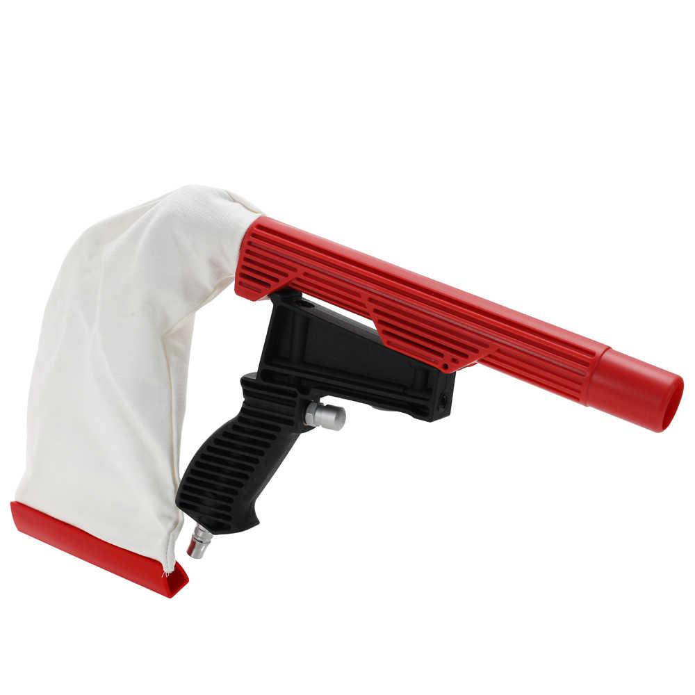 Multifunctionele Pneumatische Spray Vacuüm Pistool Zuig Apparaat Schoonmaken Apparaat Stofzuigen Lucht Aangedreven Vaststelling Autoband Gereedschap