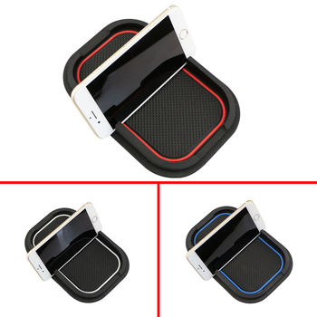Zlord Car Phone Non-Slip Mat Support Holder Mounts GPS Mats for BMW X1 X3 X5 M3 M5 for BENZ for Audi parts image
