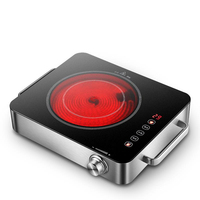 1700 high power household wok induction cooker tea stove desktop light wave furnace 220 v