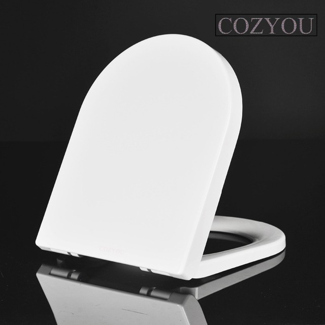 easy home toilet seat. Vitreous China UF Toilet Seat Set Soft Close White Elongated Double Button  Quick Release Easy