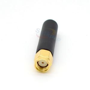 Image 5 - Высоким коэффициентом усиления SMA и RP SMA мужской 3dBi 2,4 ГГц роутер с антенной Booster Скрытая Bluetooth антенны 2,4g модуль WI FI Антенна внешняя антенна