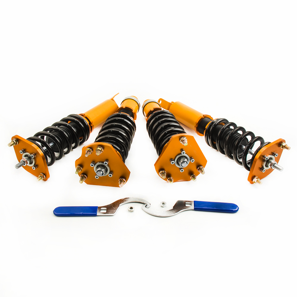 Honda Prelude 1998 Front Shock And: Coilover Suspension Kits For Honda Prelude 1992 2001 Shock