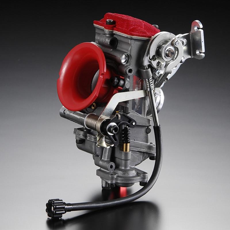 Corrida Carburador FCR FCR Carburador CRF Para Dirt Bike MotorCross Lutando Adicionar Potência 30%