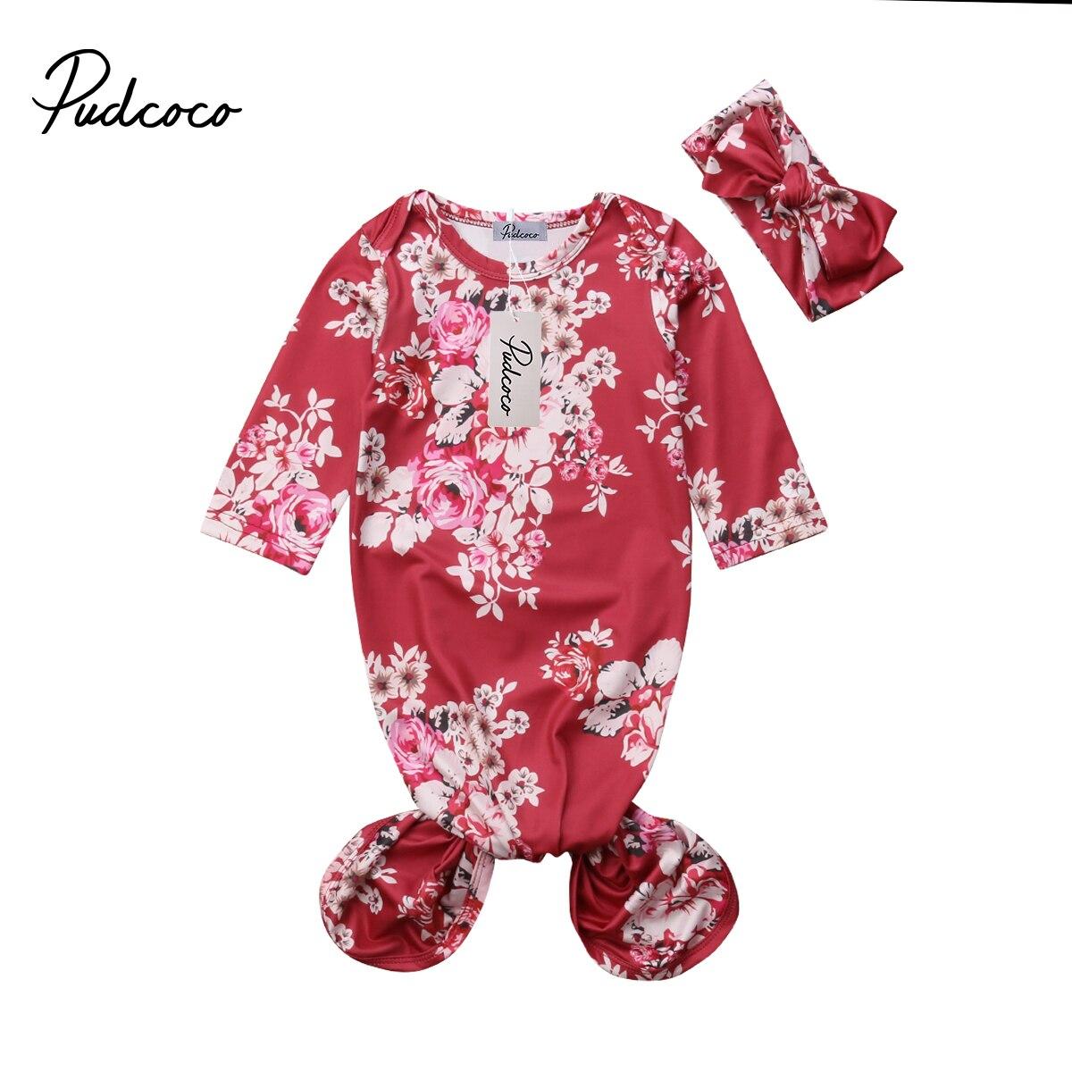 Pudcoco 2018 новая детская одежда для малышей 2 шт. детское одеяло с русалочкой пеленка