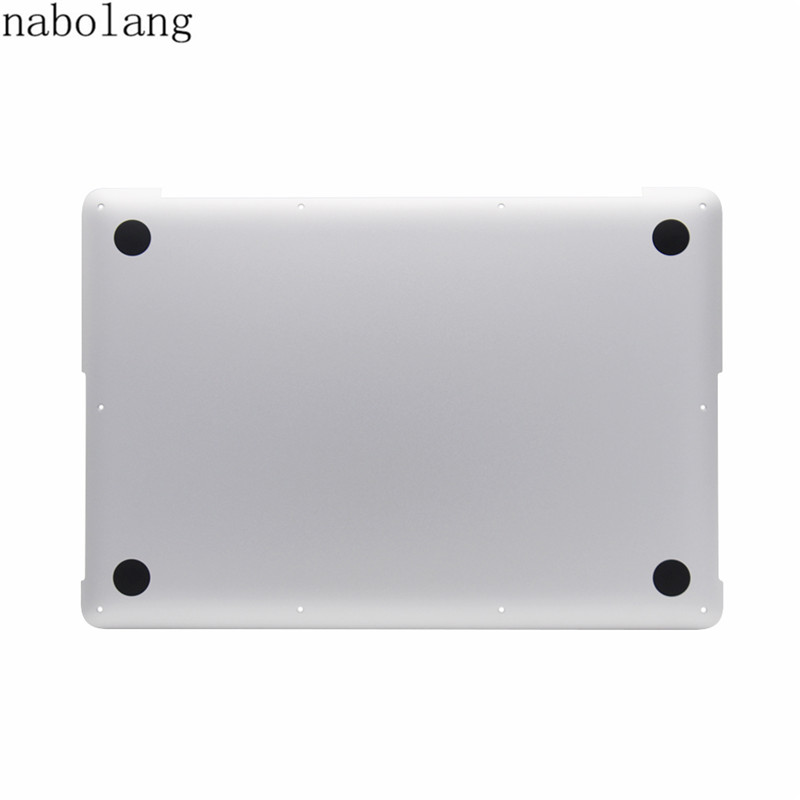 Nabolang Battery housing cover For Macbook Pro 13.3 Retina A1502 2013 2014 2015 laptop replace cover repair A1502 Buttom case lmdtk new laptop battery for apple macbook pro retina13 inch a1502 2013 2014 year a1493