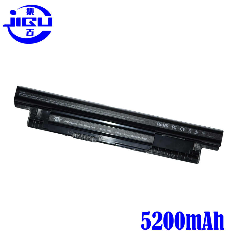 JIGU ноутбука Батарея для Dell Inspiron 17R 5721 17 3721 15R 5521 15 3521 14R 5421 14 3421 MR90Y VR7HM W6XNM X29KD VOSTRO 2521