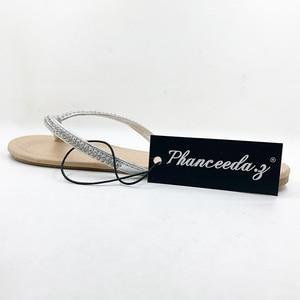 Image 5 - ใหม่2020รองเท้าผู้หญิงรองเท้าฤดูร้อนรองเท้าแตะประดับด้วยลูกปัดและดอกไม้ลำลองรองเท้าBuckle Beachดอกไม้รองเท้าแตะผู้หญิงFlip Flops