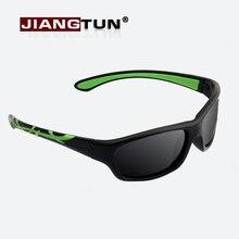 JIANGTUN Kids Sunglasses 2019 Polarized Brand Designer Childrens Sun Glasses Bab