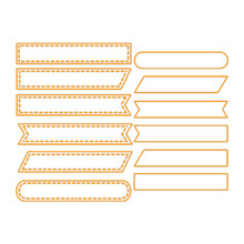 Naifumodo Tag Banner Flag Dies Metal Cutting New 2019 for Scrapbooking Embossing DIY Album Paper Craft Card Decor