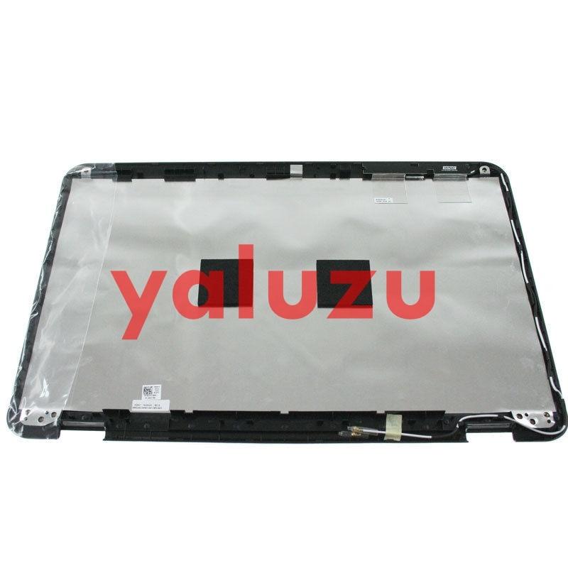 Dell Inspiron N5010 M501R M5010 LCD Back Cover Lid And Bezel 9J2PJ 58JM7